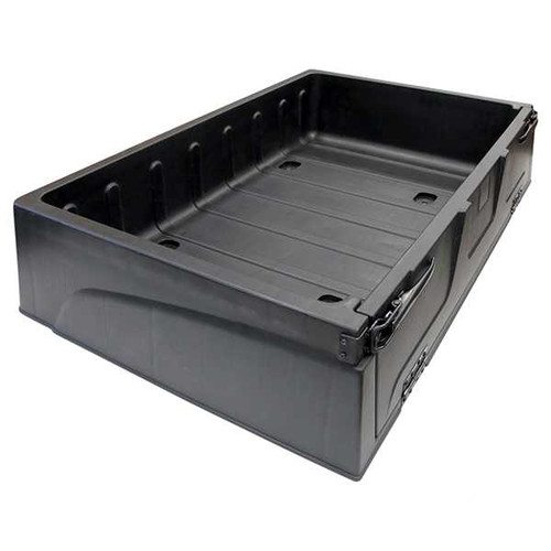 Golf Cart Thermoplastic Utility Box with Latching Door