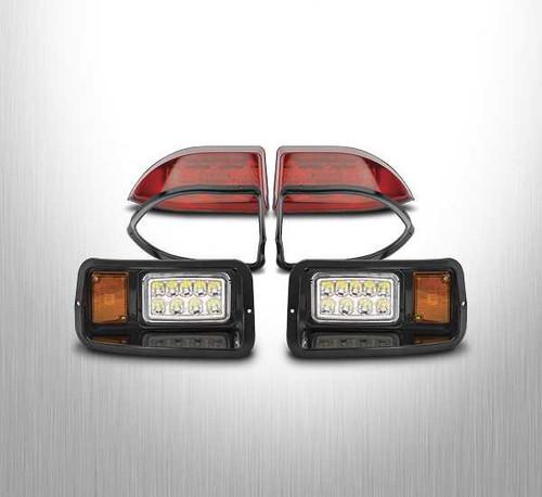 Standard Doubletake Phantom LED Black Front Light Kit