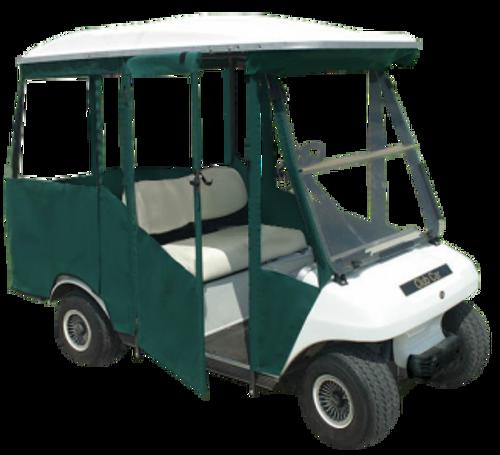 DoorWorks Hinged 3 Sided 4 Passenger Golf Cart Enclosure