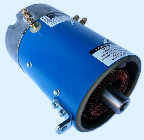 D&D Motor 10.2HP +40% Torque 15 MPH Club Car