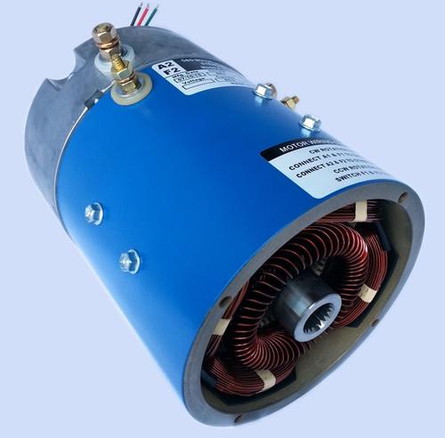 D&D Motor 8.8HP DCS,PDS EZGO  +10 TQ 16MPH