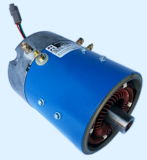 Good for all Club Car Regen systems 8.0HP with standard torque 15MPH Rated speed