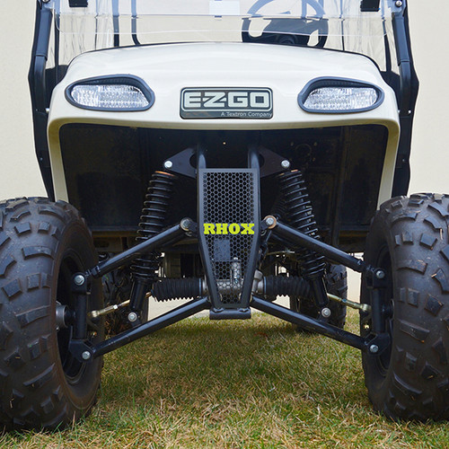 "RHOX BMF 7"" Extreme Duty A-Arm Lift Kit for E-Z-Go TXT Gas 01.5-08.5 and Electric 01.5-09."