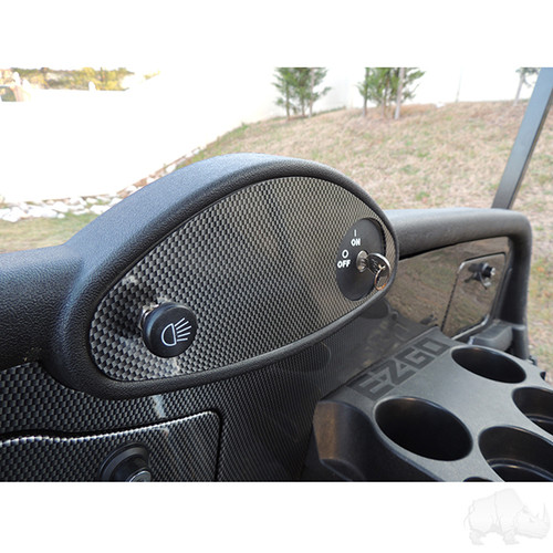 Dashboards for EZ-GO RXV Golf Carts