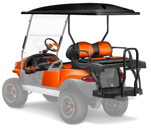 Doubletake 8 Piece Body Kit Upgrade is all that you need to beautify your golf cart from floor UP!
