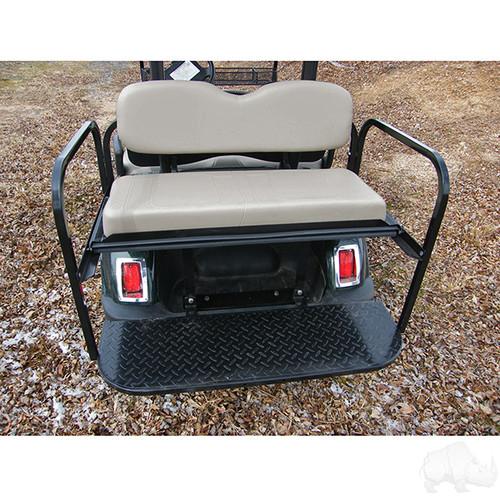 RHOX Super Saver Rear Flip Seat for Yamaha Drive 07-16