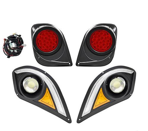 RHOX LED Light Kit w/ RGBW LED Running Lights, Yamaha Drive2