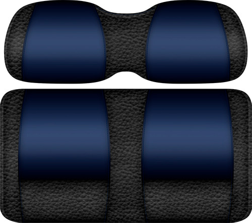 Veranda Edition Golf Cart Seat Black-Navy