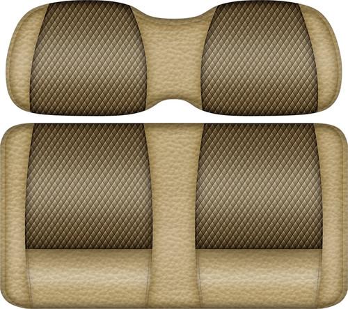 Veranda Edition Golf Cart Seat Sand-Bronze