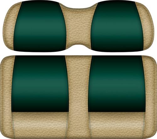 Veranda Edition Golf Cart Seat Sand-Green