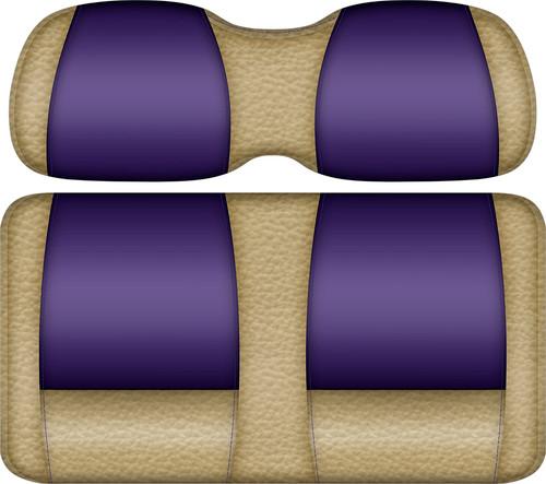 Veranda Edition Golf Cart Seat Sand-Purple