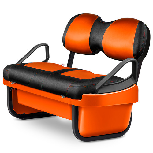 Doubletake 6 Passenger Limo Center Pod Orange