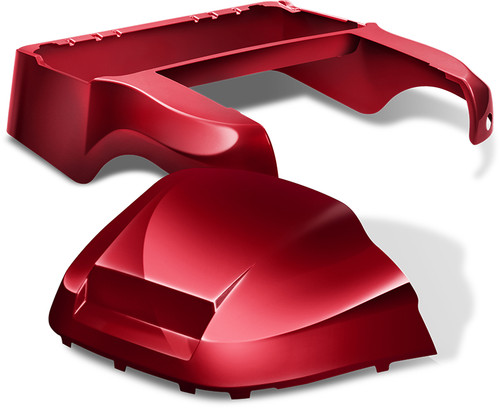 Club Car Precedent Factory Style Body Kit Ruby
