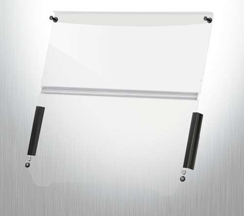 Doubletake Flex Fold Magno-Hold Acrylic Windshield Clear