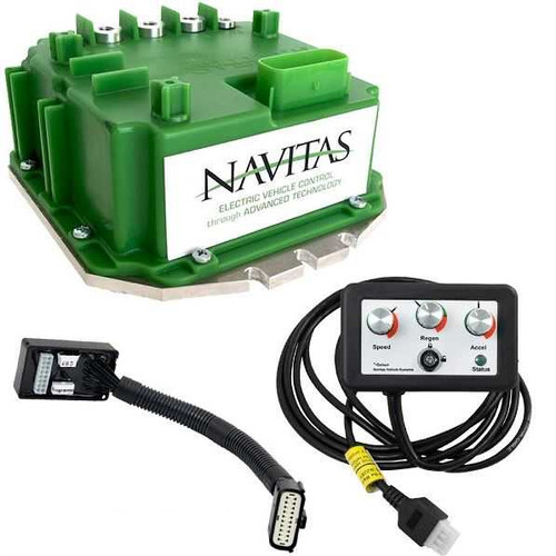 Navitas 440AMP High Performance Golf Cart Controller Kit Club Car IQ