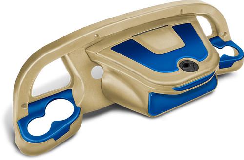 DoubleTake Sentry Dashboard Sand-Blue