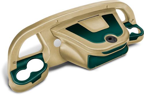 DoubleTake Sentry Dashboard Sand-Green