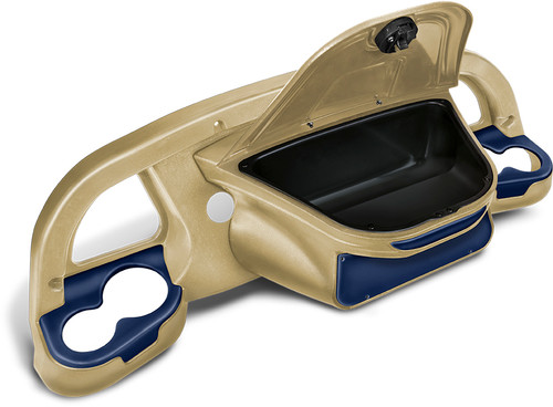 DoubleTake Sentry Dashboard Sand-Navy