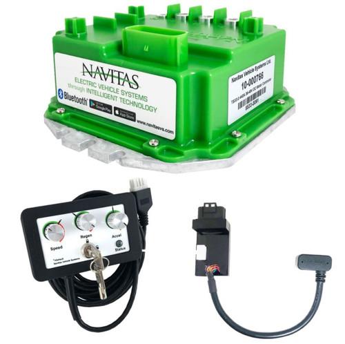 Navitas 600AMP High Performance Golf Cart Controller Kit Yamaha Drive/G22