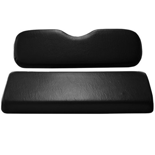 Madjax Black Genesis 150/250/300 Rear Seat Cushions