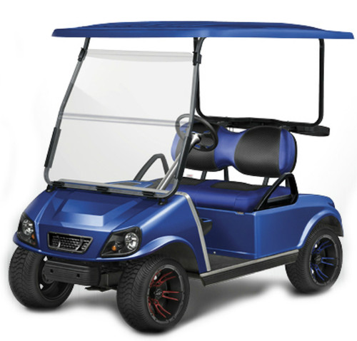 Doubletake Club Car DS Spartan Deluxe Two Seat Upgrade Kit