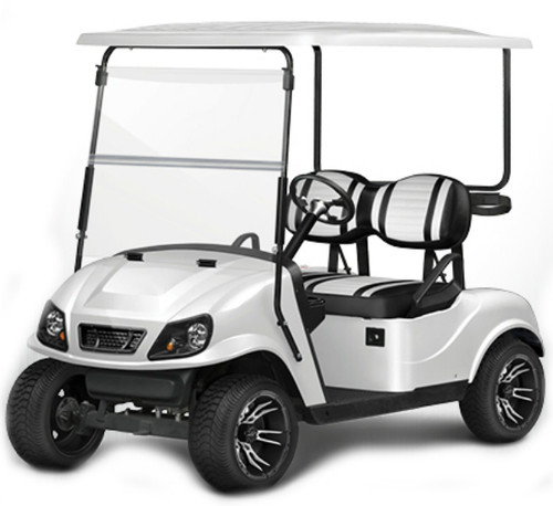 Doubletake EZ-GO TXT Titan Deluxe Two Seat Golf Cart Upgrade Kit