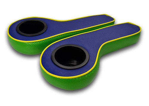 Lazy Life Seats Custom Rear Seat Arm Rests available in hundreds of color combinations