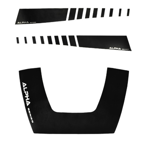 Madjax Alpha Series Decal Kit for Front Cowl and Rear Body