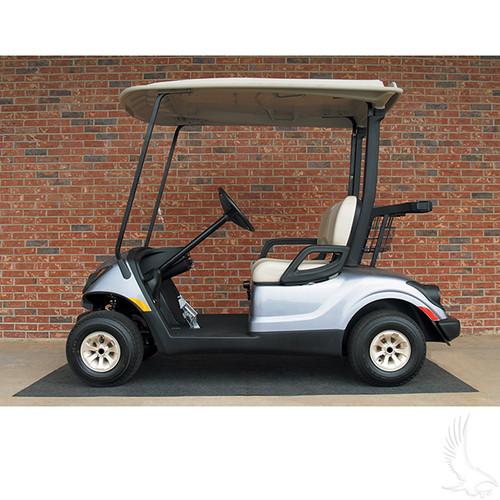 Rubber Garage Floor Golf Car Mat