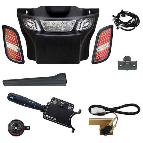 Deluxe LED Light Bar Kit, E-Z-Go RXV 08-15 Deluxe Turn Signal , Electric
