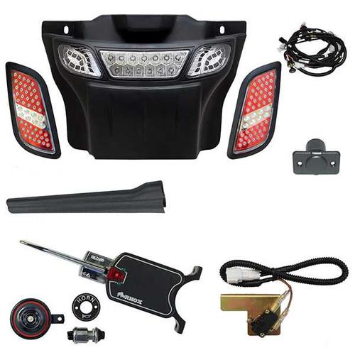Deluxe LED Light Bar Kit, E-Z-Go RXV 08-15 Standard Turn Signal , Electric