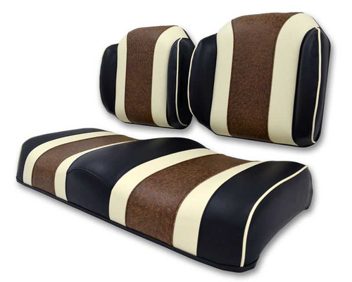 Lazy Life Premium Contour Three Tone Seat with Dual High Backs