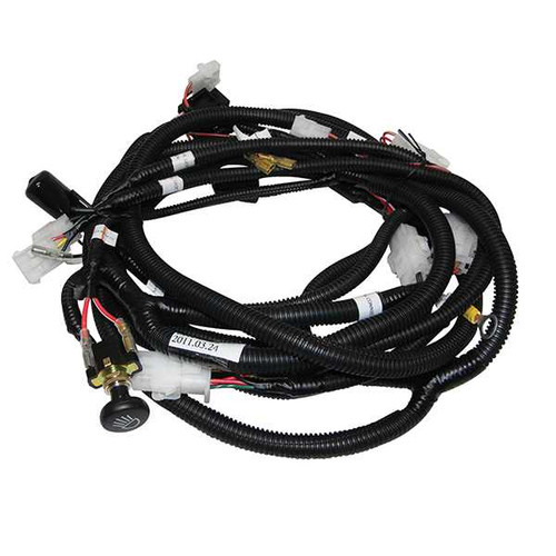 Deluxe Wiring Harness For DS Spartan Body Kit