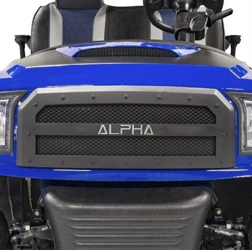 Club Car Precedent ALPHA Black Grille Insert (Years 2004-Up)