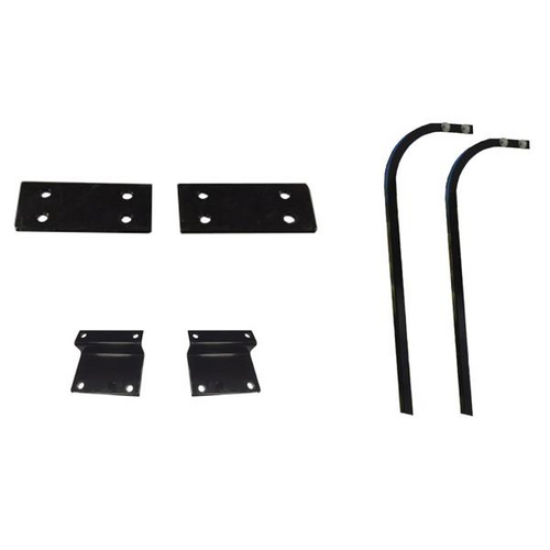 E-Z-GO RXV Mounting Kits for Triple Track Tops with Genesis 150, GTW Mach1 & Mach2 Seat Kits
