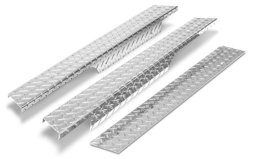 Doubletake Diamond Plate Trim Kit for EZ-GO TXT/Titan Golf Cart