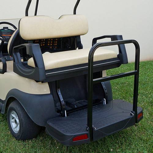 RHOX Rhino 500 Series Deluxe Rear Seat Assembly Club Car DS Beige (Precedent Shown)