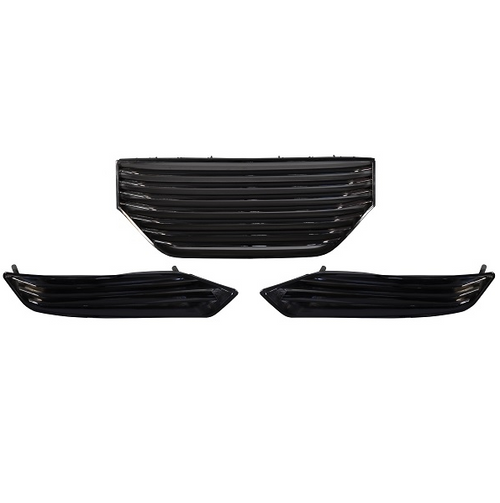 Yamaha G29/Drive HAVOC Street Style Black Grille Inserts (Fits 2007-2016)