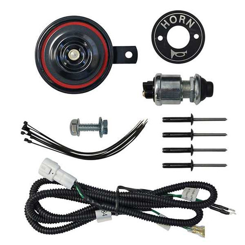 RHOX Plug and Play Horn Kit for EZ-GO TXT Plug and Play Harness
