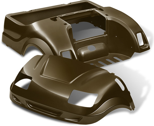 Yamaha Drive Vortex Body Kit in Bronze