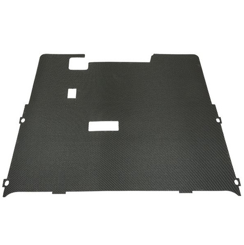 E-Z-GO TXT Premium Carbon Black Floor Mat 2001.5-Up