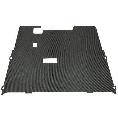 E-Z-GO TXT Premium Carbon Black Floor Mat 2001.5-Up