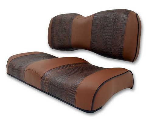 Premium Contour Benchback Two Tone REAR SEAT | Extremekartz.com