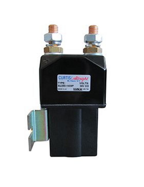 Albright Curtis 350A 36V SPNO Heavy Duty Solenoid