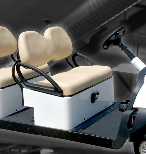 Stretch Limo Rectangular Center Pod (Seat Cushions Not Included)