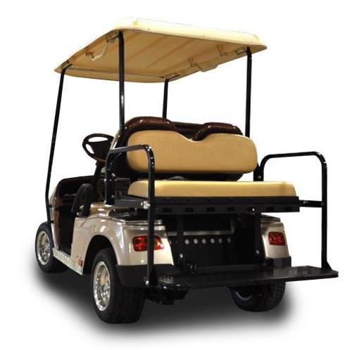 Madjax Genesis 150 Rear Flip Seat Tan for Star Car