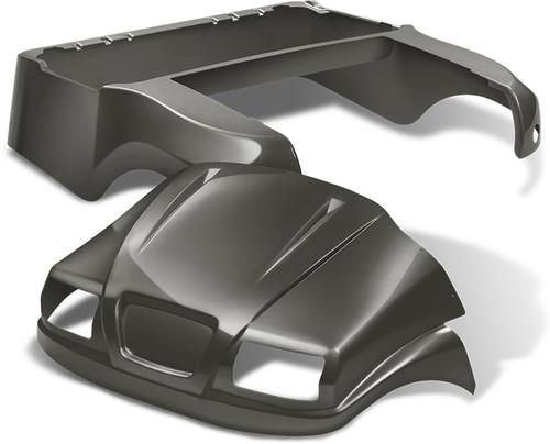 Doubletake Phantom Golf Cart Body Kit for Club Car Precedent in Graphite