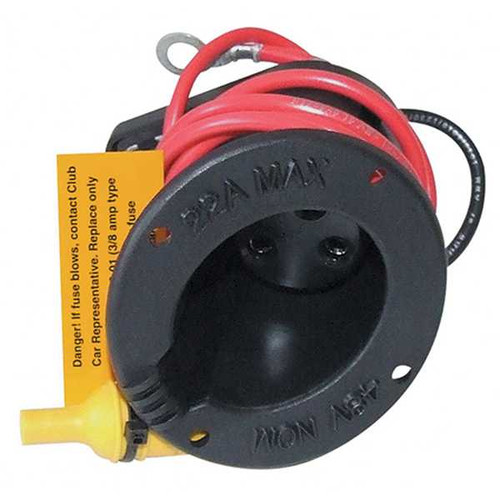 Club Car DS Receptacle & Fuse Assembly, 48V