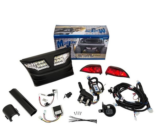 Madjax Automotive Style Golf Cart LED Deluxe Light Kit Club Car Precedent
