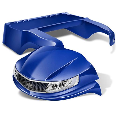 Doubletake Phoenix Body Kit for Club Car Precedent in Blue